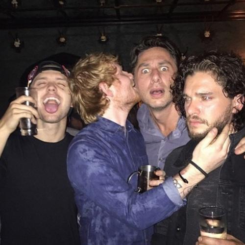 Trois paires de billets pour la projection d Ed Sheeran Jumpers for Goalposts