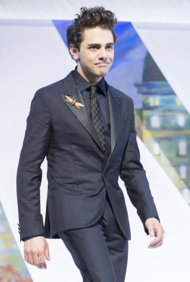 Xavier Dolan est la nouvelle egerie de Louis Vuitton