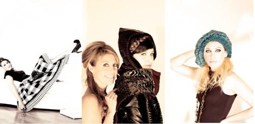 Nos vedettes deviennent mannequin pour la nouvelle collection Digne par Dandine de Marie-Chantal Perron