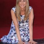 Jennifer Aniston a son étoile sur le Hollywood Walk Of Fame