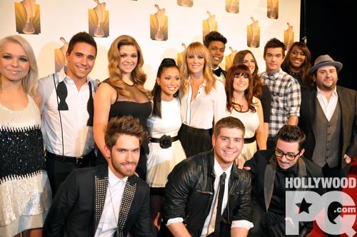 Gala Artis 2012 – Les gagnants de la soirée