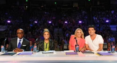 Déjà des flamèches entre Britney Spears et Simon Cowell à X-Factor