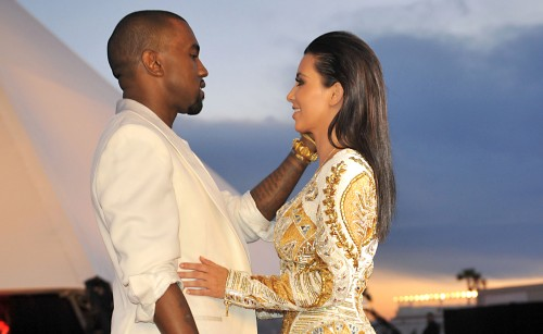 Une sortie de couple publique pour Kim Kardashian et Kanye West à Cannes
