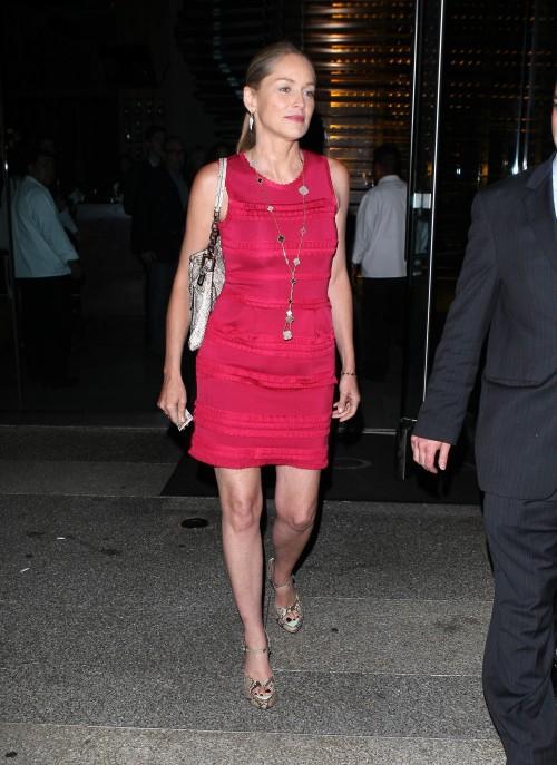 La nounou de Sharon Stone la poursuit en justice