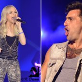 Andree Anne Leclerc et Hedley lancent Kiss You Inside Out