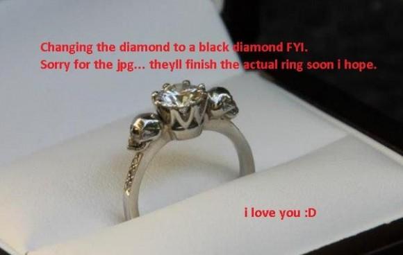 Kat Von D et Deadmau5 sont fiancés