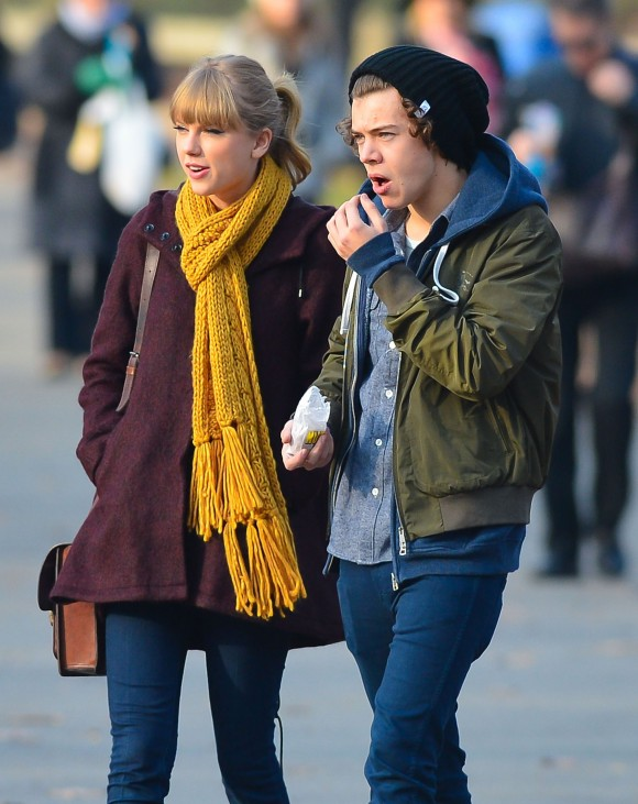 Harry Styles présente Taylor Swift à ses parents