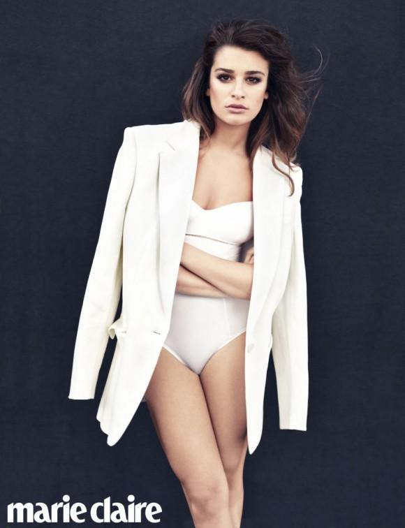 Lea Michele aime ses seins