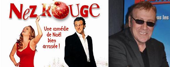 Clin d'Oeil Québécois - Pierre Lebeau dans Nez Rouge (2003)