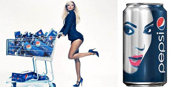 Beyoncé signe un contrat de 50 millions de dollars avec Pepsi