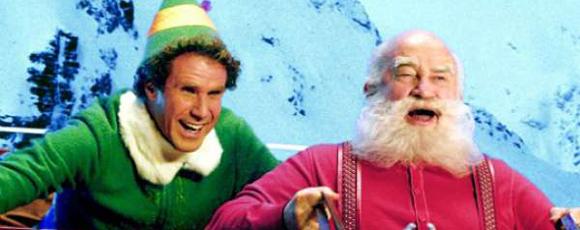 TOP 8 - Edward Asner dans Elf (2003)
