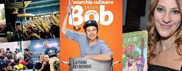 Les livres de nos personnalités québécoises