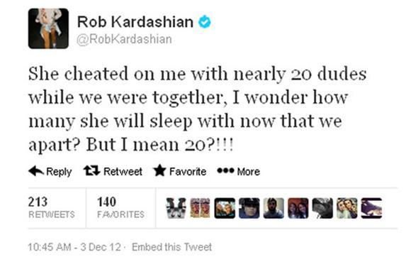 Rob Kardashian et Rita Ora ne sont plus en couple