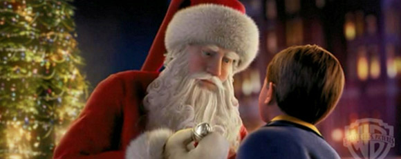 TOP 10 - Tom Hanks dans The Polar Express (2004)