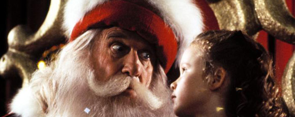 TOP 3 - Leslie Nielsen dans All I Want for Christmas (1991)