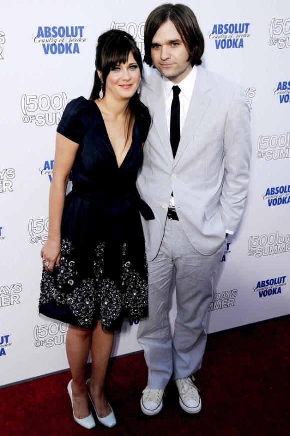 Zooey Deschanel et Ben Gibbard sont officiellement divorcés
