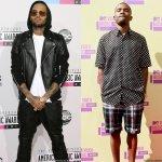 Chris Brown et Frank Ocean se battent dans le parking du Westlake Studio à L.A.