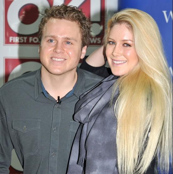 Heidi Montag And Spencer Pratt - OK! Magazine Signing