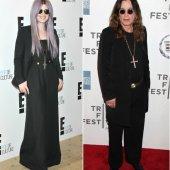 Kelly Osbourne et Ozzy Osbourne