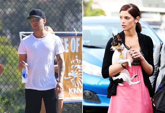 Ryan Phillippe fréquenterait Ashley Greene