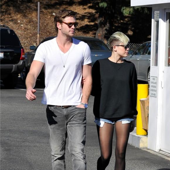 Miley Cyrus reporte son mariage avec Liam Hemsworth