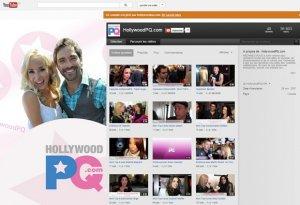 HollywoodPQ a maintenant sa chaîne YouTube