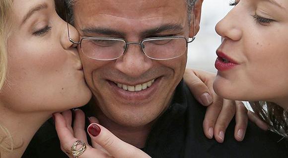 Le BUZZ – La Vie d'Adèle remporte la Palme d'or à Cannes