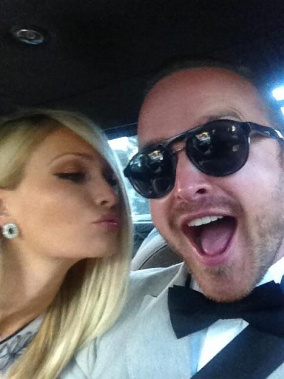Aaron Paul de Breaking Bad est marié