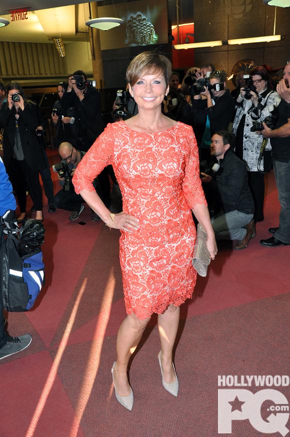 Gala de la robe rouge 2013