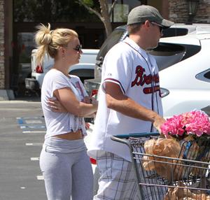 Britney Spears et David Lucado aimeraient se marier