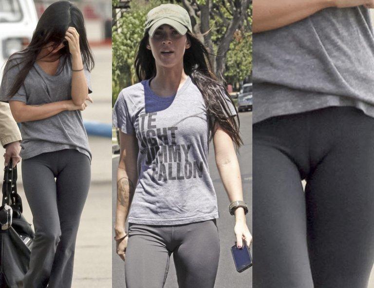 Megan Fox camel toe - Megan Fox cameltoe - Megan Fox sexy
