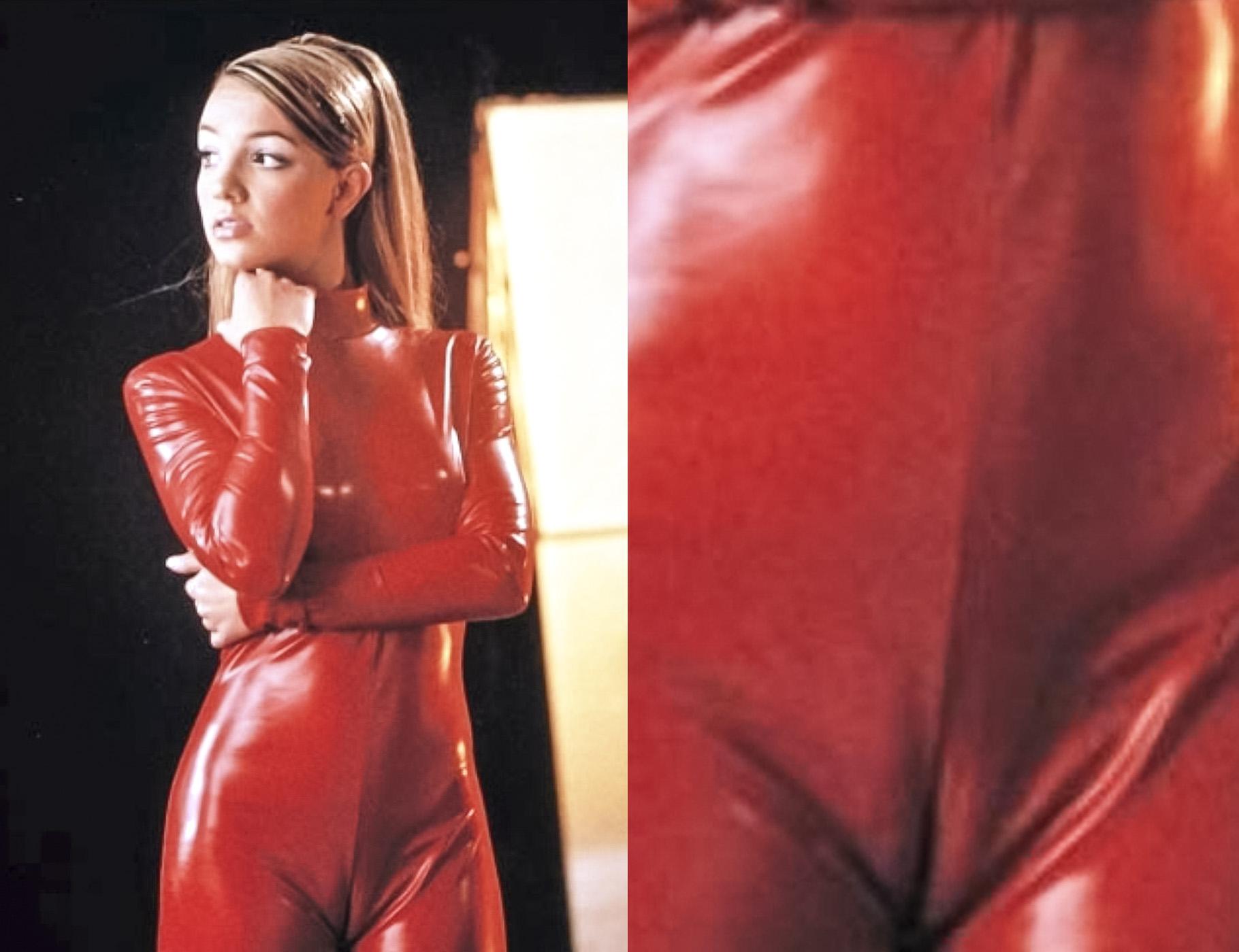 Britney Spears camel toe - Britney Spears cameltoe