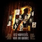 Les concurrents de La Voix au show de 12: Les nouvelles voix du Québec au Festivent Ville de Lévis