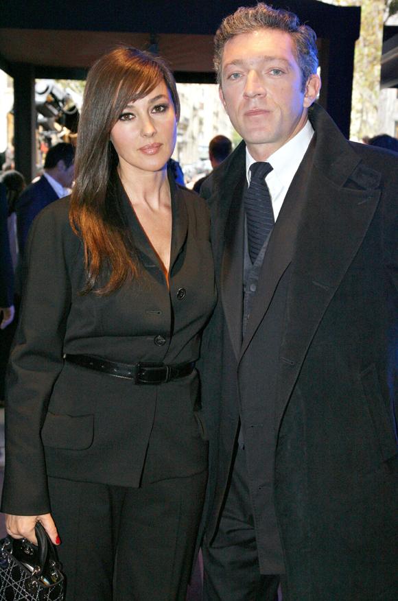 Monica Bellucci et Vincent Cassel ne sont plus en couple