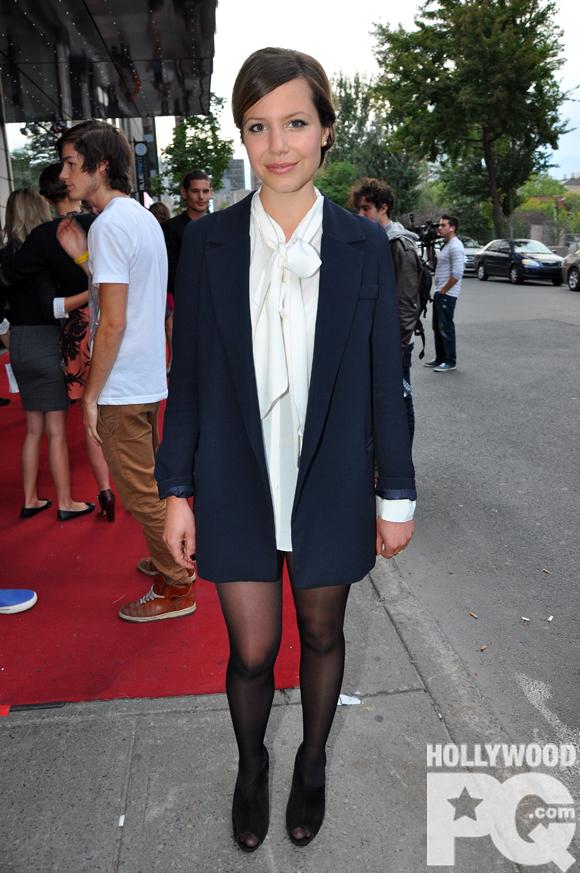 Obsession du jour – Le veston long de Magalie Lépine-Blondeau
