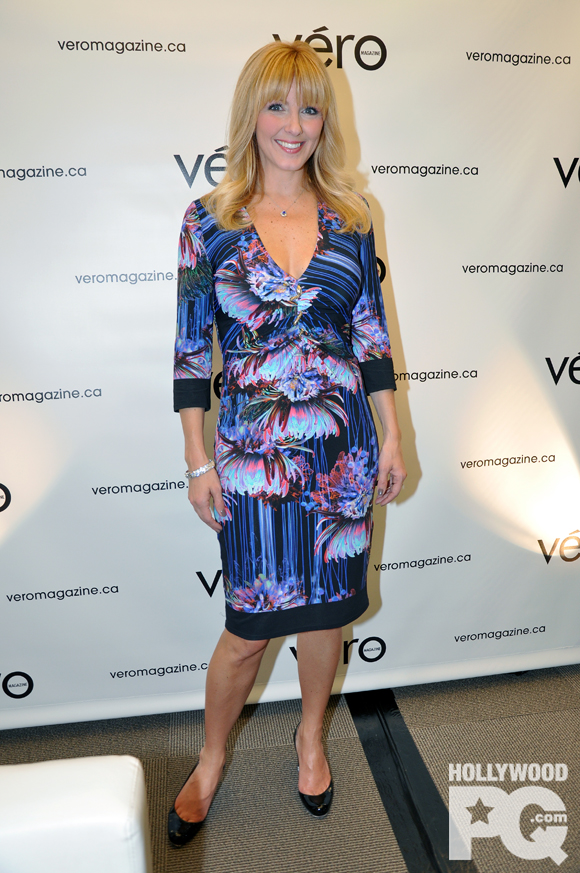 Lancement du Véro Magazine avec Véronique Cloutier2