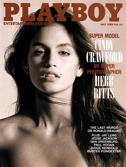Playboy_Magazine_July_1988_Cindy_Crawford_Cover