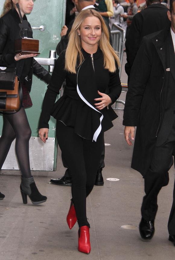 Hayden Panettiere est fiancée à Wladimir Klitschko
