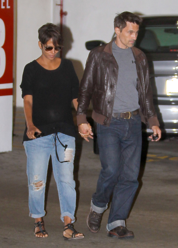 Halle Berry a accouché - Son fils s'appelle Maceo Robert Martinez
