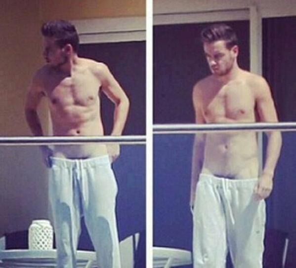 Les poils de Liam Payne de One Direction en jogging en Australie