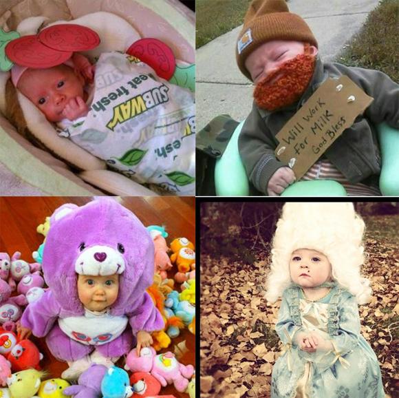 Costume d halloween pour bebe - Costume bebe halloween ...