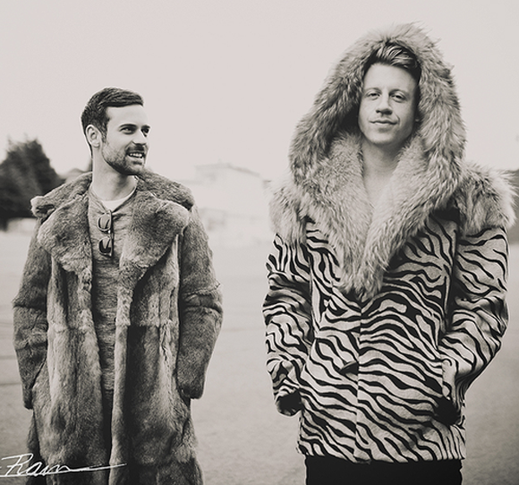 American Music Awards 2013 - Mackemore & Ryan Lewis domine les nominations
