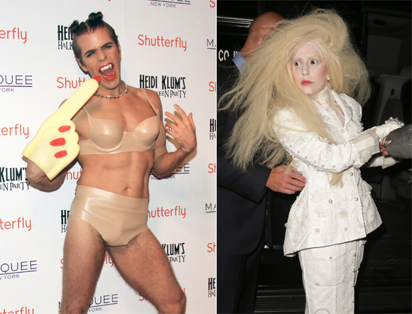Lady Gaga et Perez Hilton sont en chicane