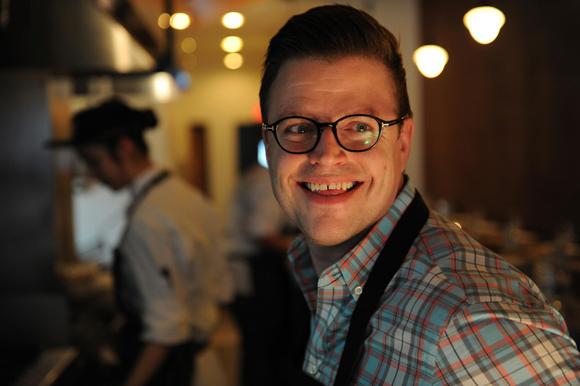 Le chef Danny St Pierre a remporté le volet québécois du concours canadien Des chefs en or