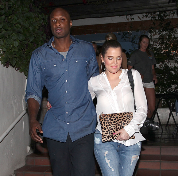 Khloe Kardashian et Lamar Odom se divorceraient aujourd'hui