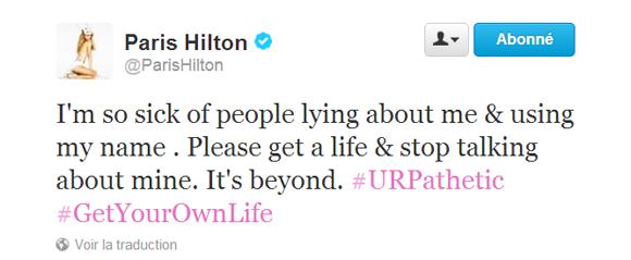 Paris Hilton confond Martin Luther King et Nelson Mandela