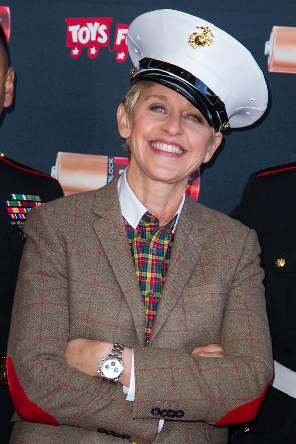 Ellen Degeneres produit une sitcom lesbienne pour la NBC