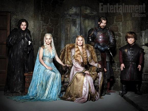 Game of Thrones renouvelée pour deux saisons