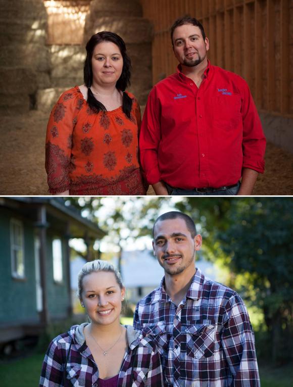 Un nouvel agriculteur remplacera Julie dans L'amour est dans le pré