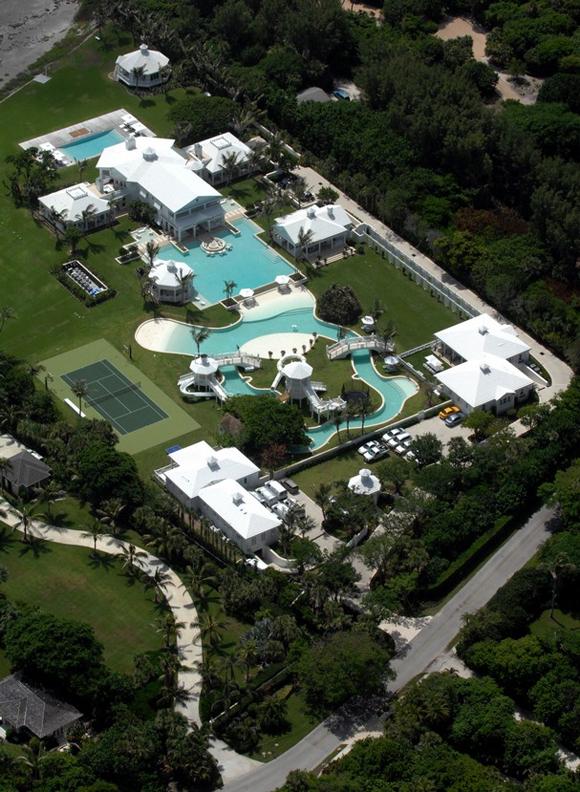 C line dion r duit le prix de sa maison en floride 62 5 millions de dollars - Maison de celine dion a las vegas ...